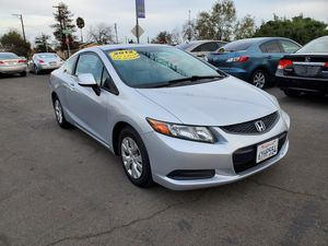2012 Honda Civic Coupe for Sale in Ceres, CA