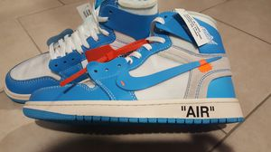Jordan 1 Off White UNC size 8.5 for Sale in San Diego, CA