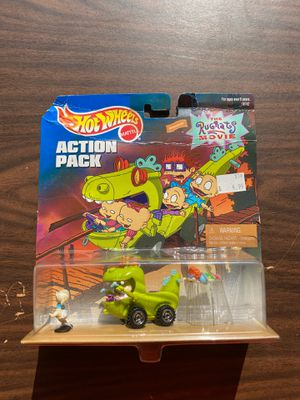 The RugRats movie Action Pack Hot Wheels! for Sale in Azusa, CA
