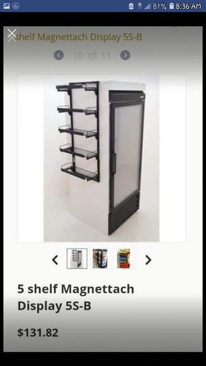 Magnetic metal shelving for Sale in Kennesaw, GA