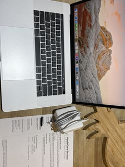 "Apple Refurbished Like * new* 2018 MacBook Pro, 15"" retina, i7 6cores, 16gb ram, 4GB dual graphic, 512gb SSD,super fast for Sale in Chino Hills,  CA"