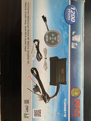 1200 watt Pyle amp!! for Sale in Murfreesboro, TN