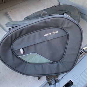 SW-Motech Side Bags For Yamaha FZ for Sale in Vallejo, CA
