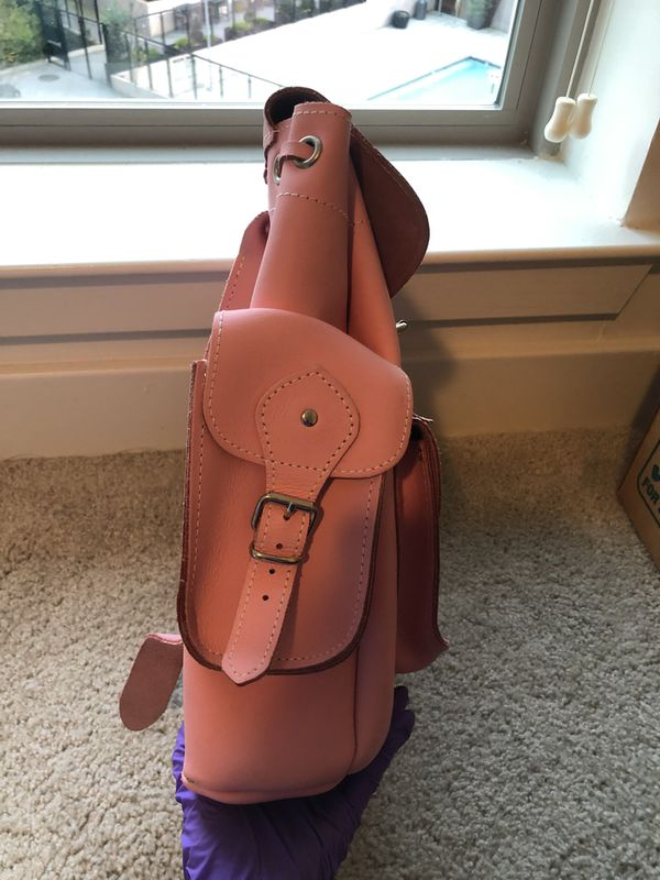Grafea pink backpack