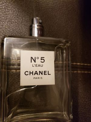 CHANEL N5 perfume for Sale in North Las Vegas, NV