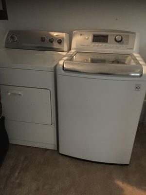Lg xtra large washer for Sale in Lockport, IL
