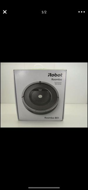 iRobot roomba 801 robot vacuum for Sale in Santa Fe Springs, CA