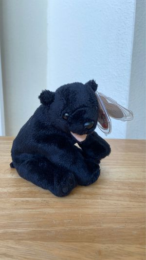 Cinders 🐻 beanie baby for Sale in Houston, TX