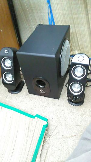 Speaker's for Laptop for Sale in Tracy, CA