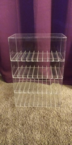 Acrylic display case for Sale in Henderson, NV