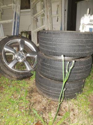 Wheels for sale for Sale in Everett, WA