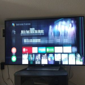 Sony Bravia 55 Inches 4k HDR Ultra HD (For Parts Only) for Sale in St. Petersburg, FL
