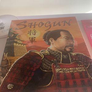 Shogun Board Game for Sale in Whittier, CA