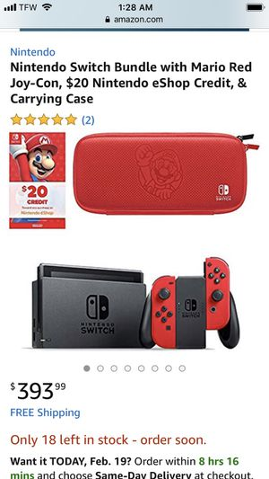 Nintendo Switch BRAND NEW for Sale in Norwalk, CA
