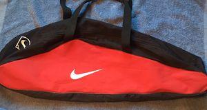 NIKE Baseball Bat / Equipment Bag Zippered w/ Carrying Strap for Sale in Ingleside, IL