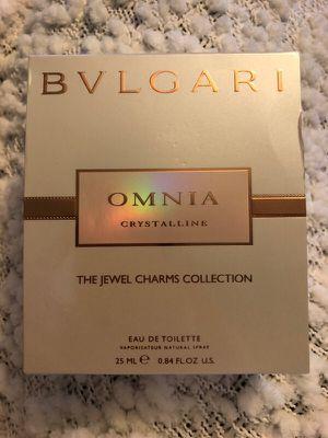 Bulgari Omnia Crystalline Woman's Perfume for Sale in Denver, CO