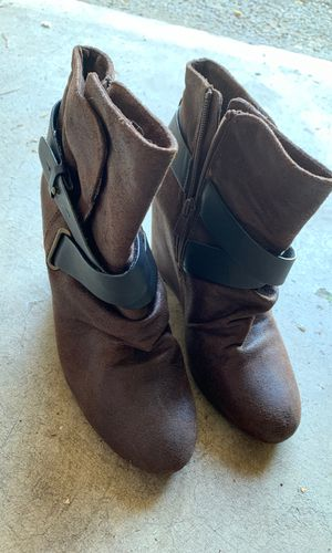 Aldo boots size 8,5 (38) for Sale in Redmond, WA