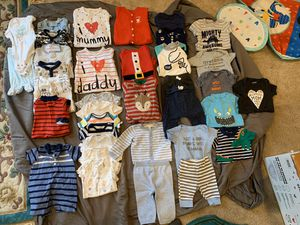 3 month baby boy clothes for Sale in Stafford, VA