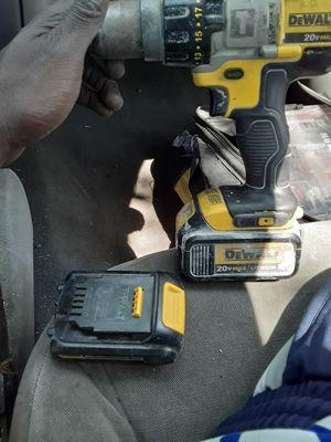 20 v hammer drill dewalt for Sale in Columbus, OH