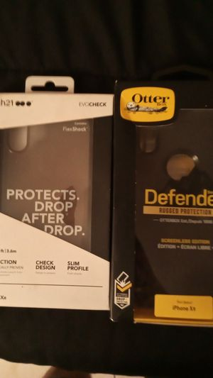 Two Iphone XR cases for Sale in Winter Haven, FL