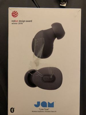 Jam Live True Bluetooth Wireless Earbuds for Sale in Madera, CA