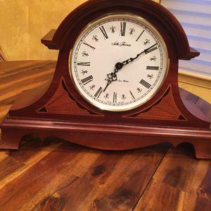 Seth Thomas Clock With 2 Chimes for Sale in Basking Ridge, NJ
