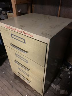 3 Drawer File Or Storage Cabinet for Sale in Chelmsford,  MA