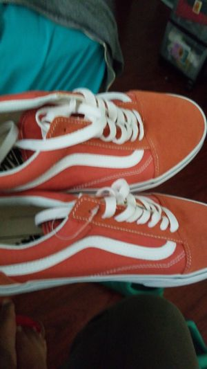 Vans off the wall size 9 mens for Sale in Boston, MA
