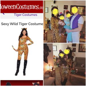Halloween Costume - Sexy Tiger Women for Sale in Plantation, FL