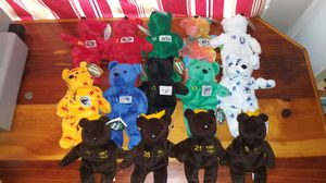 NFL Beanie Babies for Sale in Cabot, AR