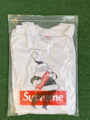 Supreme 2016 Santa Tee Xl for Sale in Fontana, CA