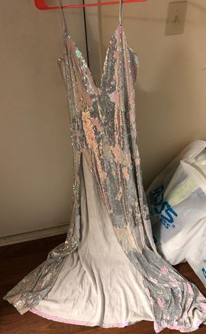 Sequence prom dress for Sale in Durham, NC