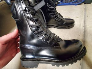 South West Polished Station/Work Boots for Sale in Fresno, CA