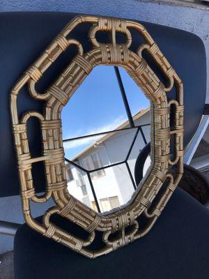 Gold framed mirror for Sale in Fresno, CA