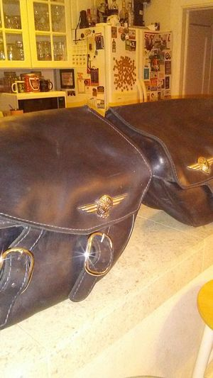 Harley Davidson saddle bags for Sale in Denver, CO