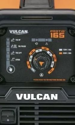Vulcan ProTIG 165 Welder with 120/240 Volt Input for Sale in Happy Valley,  OR