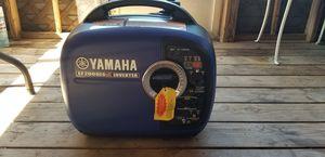 YAMAHA EF2000ISV2 2000 WATT INVERTER GENERATOR for Sale in Charlotte, NC
