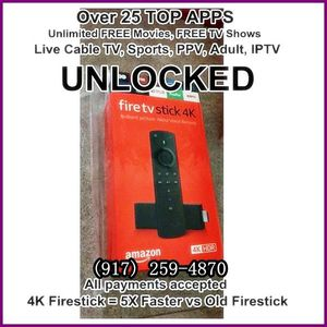 New Unlocked Amazon fire TV Stick for Sale in New York, NY