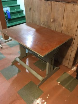Antique drafting table for Sale in Portland, OR