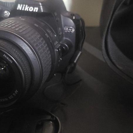 Nikon D60 Package