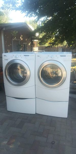Whirlpool washer and gas dryer for Sale in San Marcos, CA
