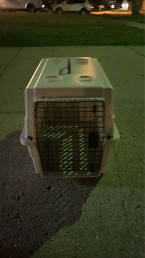 Dog/cat carrier, kennel, cage for Sale in Livonia, MI