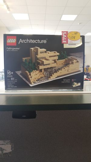 Vintage Lego's Arichitecture Falling water edition. for Sale in Gaithersburg, MD