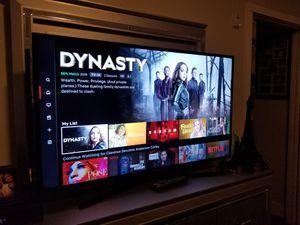 50 inch samsung smart TV for Sale in Dallas, TX