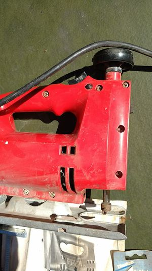 Variable speed scroll saber saw for Sale in Phoenix, AZ
