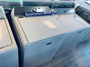 XL washer and dryer 👚👕 for Sale in Bell Gardens, CA