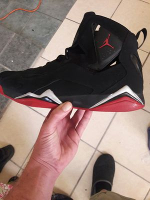 Air Jordan black and red size 14 mint condition for Sale in Orlando, FL