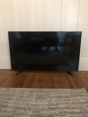 Samsung 55in 4K TV for Sale in San Francisco, CA