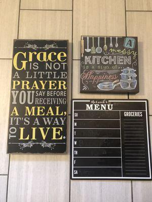 Kitchen Wall Art for Sale in Greenville, SC