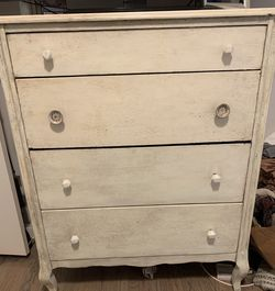 Shabby Chic Secretary Desk Dresser for Sale in Los Angeles,  CA